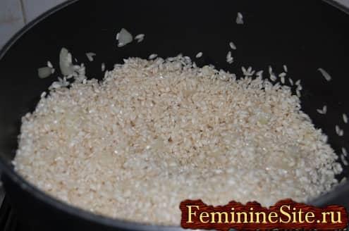 Рисовые шарики рецепт: добавляем рис
