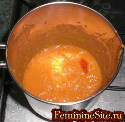 Фаршированные кальмары в духовке