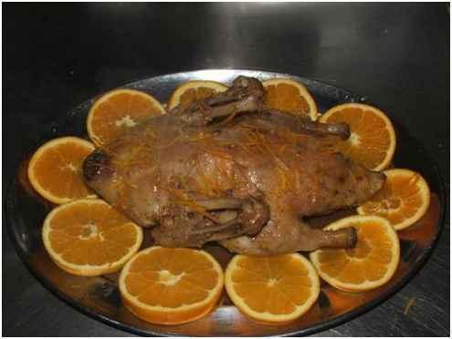 Как приготовить утку с апельсиновым соком. Фото №2