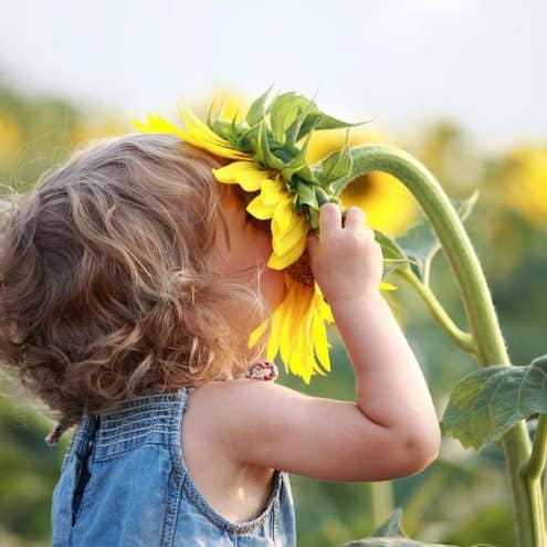Чем полезна ароматерапия для детей и способы её организации