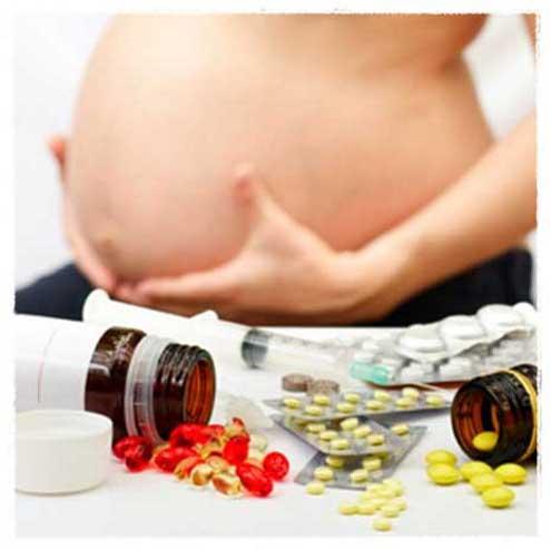 Простуда чем лечиться беременной при