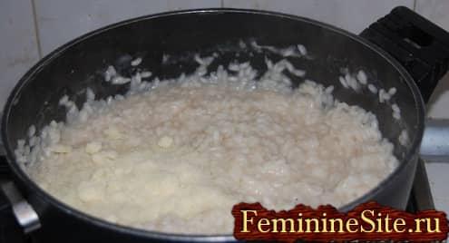 Рисовые шарики рецепт: добавляем сыр и перец