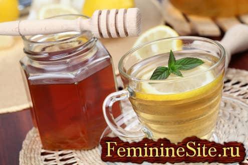 Как правильно заваривать и пить зелёный чай с мёдом