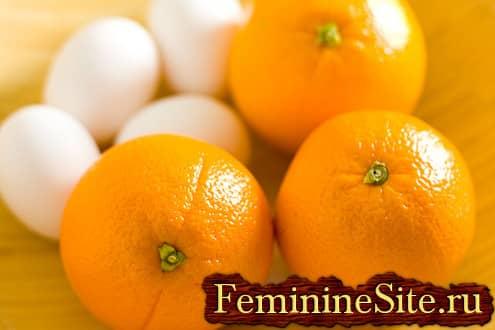 Яично-апельсиновая диета – эффективный метод борьбы с лишним весом