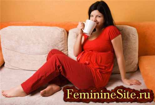 Чай при беременности