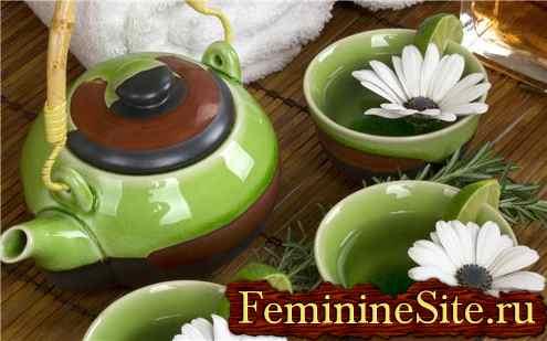 Лучшие зеленые чаи