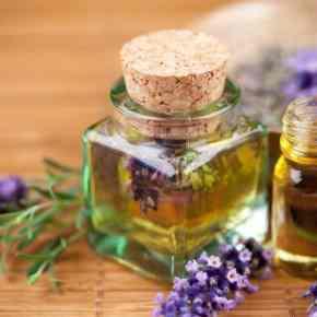 Эфирное масло лаванды - полезные свойства и применение.