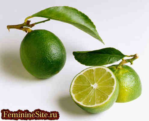 Лайм - источник удивительно полезного эфирного масла