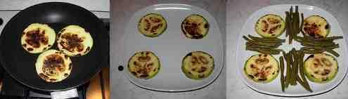 Тунец и креветки с овощами - быстро и вкусно