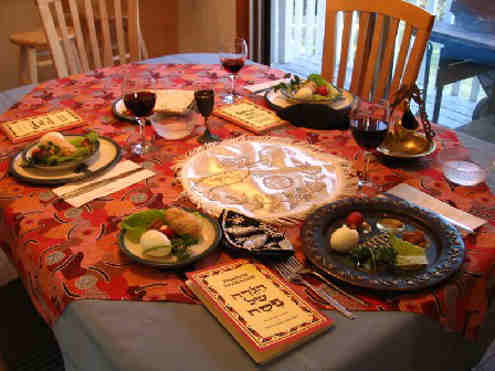 Еврейский праздник пасха