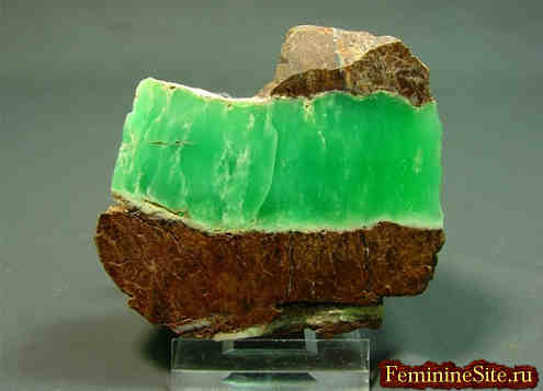 Значение камня хризопраз