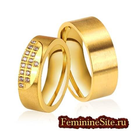 новые кольца